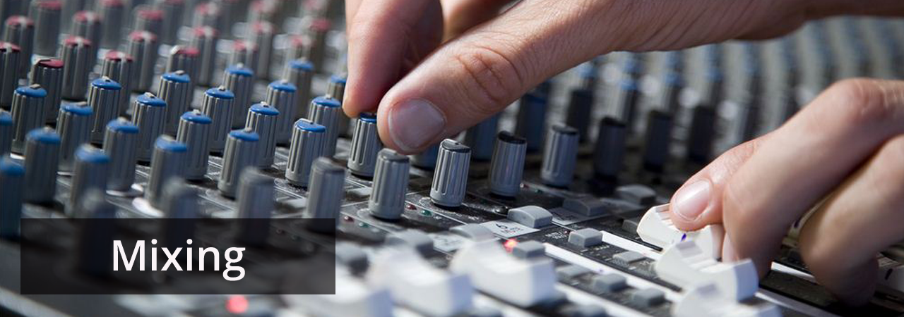 Professional Online Audio Mixing Service By World Class Mix Engineers
